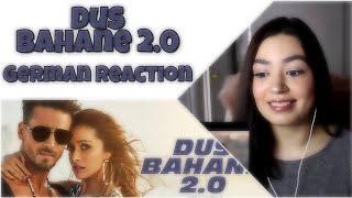 Baaghi 3: Dus Bahane 2.0 | KK, Shaan & Tulsi Kumar | Tiger S, Shraddha K | GERMAN REACTION