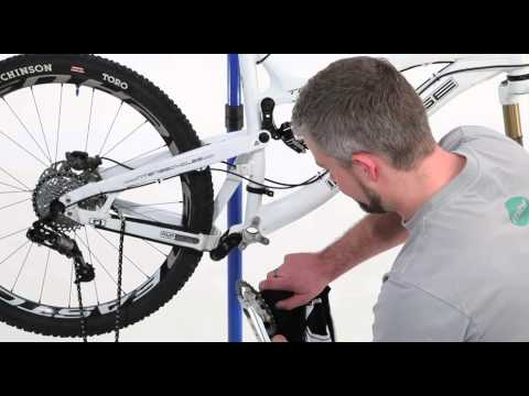 How to remove your mountain bike bottom bracket