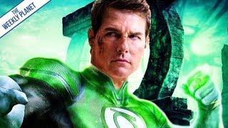 Should Tom Cruise Be Green Lantern?
