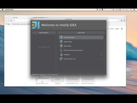 Create a JavaEE Web Profile Project in intelliJ (Beginner Level)