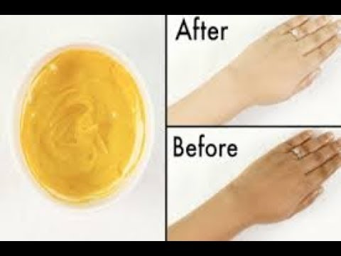 How To Remove Sun Tan in 1 Day at home || Makeup Forever