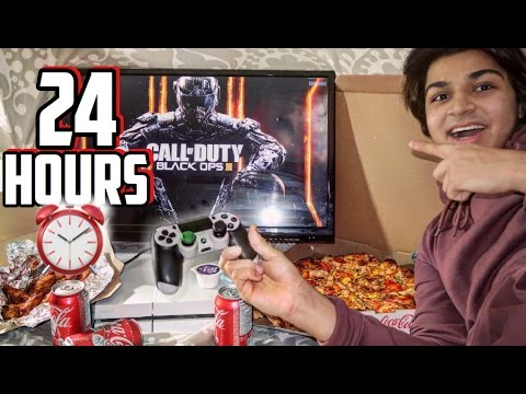 24 HOUR OVERNIGHT IN PLAYSTATION FORT | OVERNIGHT CHALLENGE IN A DUVET FORT