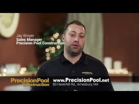 Why Buy a Hot Tub From Precision Pool in Amesbury, MA?