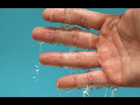 Cure Your Sweaty Plams and Feet In Hindi With Iontophoresis Device  - Hyperhidrosis Treatment