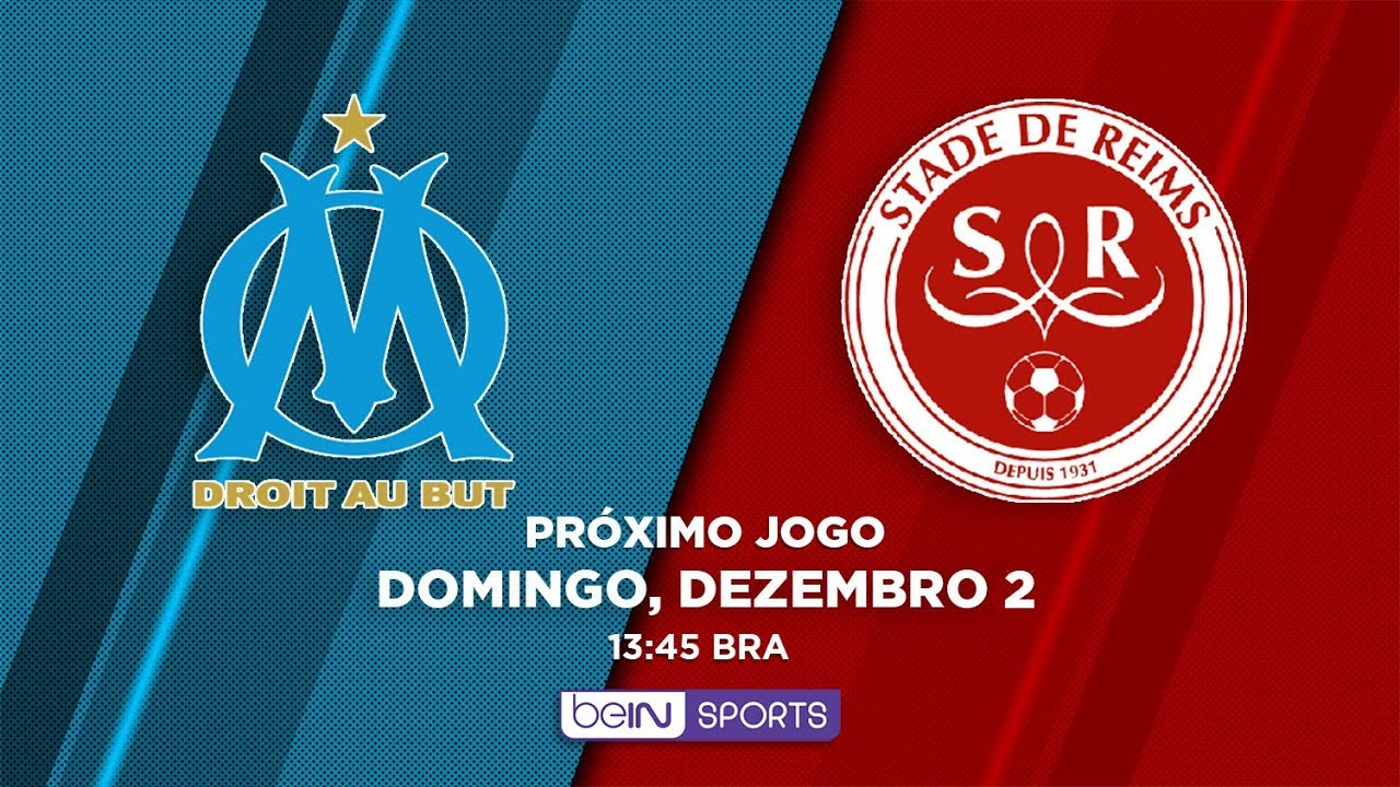 AO VIVO - MARSEILLE VS REIMS