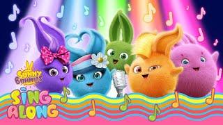 SUNNY BUNNIES - Sunny Bunnies Song   BRAND NEW - SING ALONG   Cartoons for Children