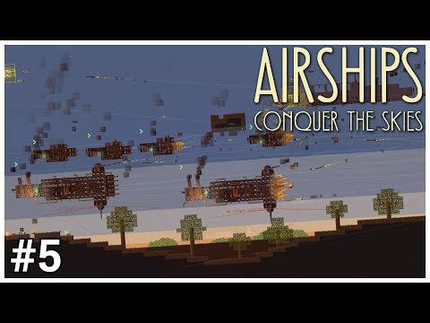Airships: Conquer the Skies - #5 - Grand Encounter - Let's Play / Gameplay