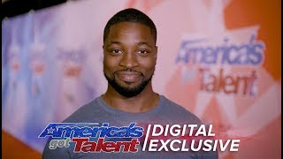Funny Man Preacher Lawson Is Serious About His AGT Experience - America