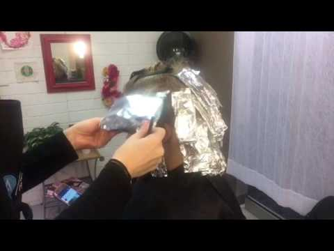 Back Comb Highlights Part 1 || Hair Tutorial
