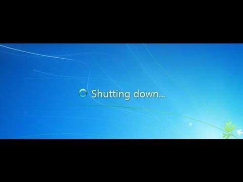 Computer Keeps Shutting Off - Fix Vista Unexpected Power Down