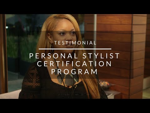 From Hair Stylist To Personal Fashion Stylist