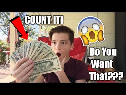 How To Make At Least $200 A Week As A Kid/Teenager! How To Make Easy Money FAST!