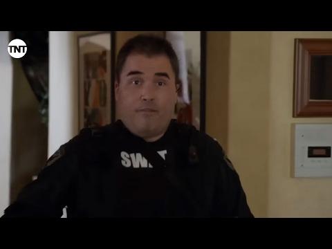 Sam I Am - Swatting | Murder in the First | TNT