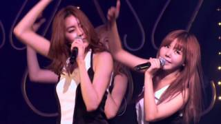 After School - Because Of You Japanese Ver Playgirlz Tour DVD