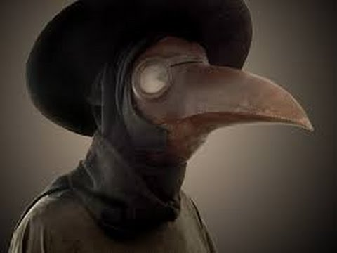How to make a plague doctor mask ( Great Halloween costume!)