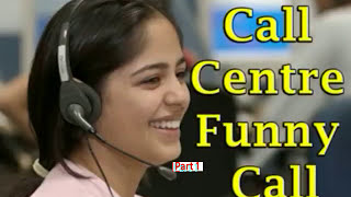 Very Funny And Best CUSTOMER CARE Executive Call Recording