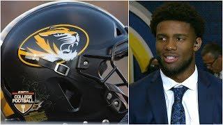 Kelly Bryant Explains Decision To Transfer To Missouri | Sec Media Days | College Football Live