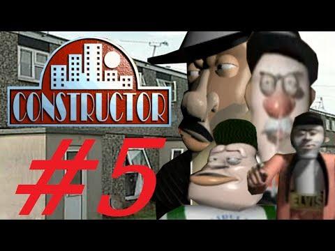 Constructor #5 Cockroach control