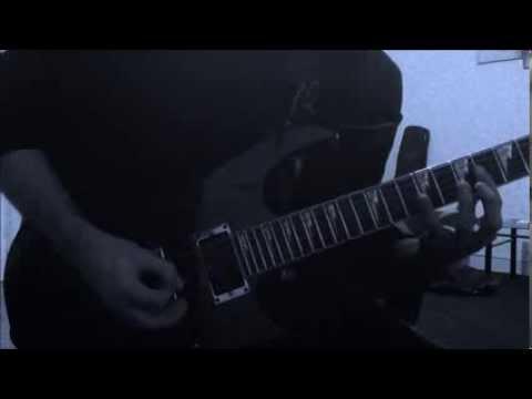 Children Of Bodom - The Nail solo guitar cover