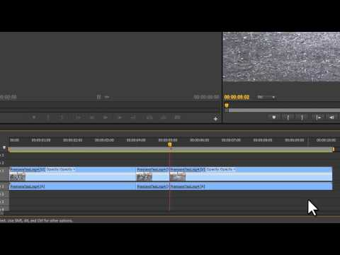 Adobe Premiere CS6 - Slow Motion [Tutorial]