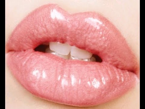 How to get larger looking lips