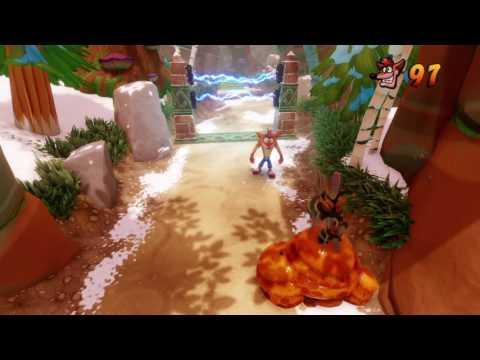 Crash Bandicoot N. Sane Trilogy_99 lives easy crash 2