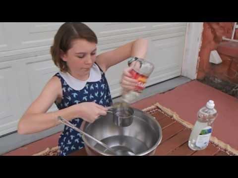 DIY: Giant Bubbles