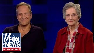 Mike Rowe and his mom talk to Tucker