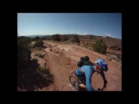 Skiing and Mt Biking in Moab