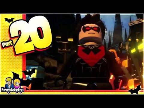 LEGO BATMAN 3 - Unlocking NIGHTWING, Polka Dot Man and Toyman!