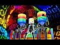 Whole Fortnite X Marshmello Concert Video for the monitors