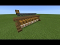 How To Build Auto Item Sorter [Minecraft Pocket Edition]