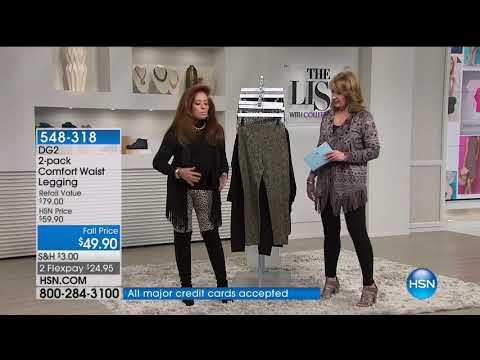 HSN   Fall Ready Fashions 08.15.2017 - 02 AM