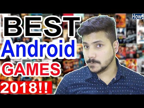 Top 5 Best High Graphics Android Games of All Time | Most Addictive games 2018