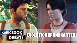 Evolution of the Uncharted Games in 5 Minutes (2017)