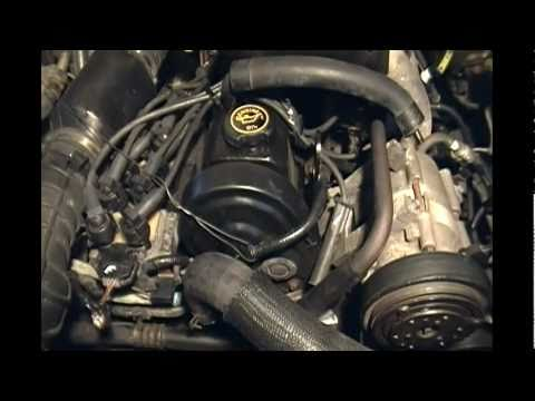 TIMING BELT tutorial (1996 Ford Ranger 2.3L ) part 1
