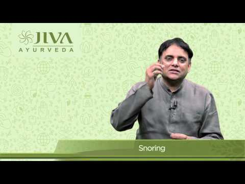 Snoring - Ayurvedic Home Remedies