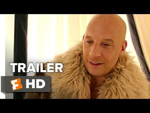 Xxx Mp4 XXx The Return Of Xander Cage Official Trailer 1 2017 Vin Diesel Movie 3gp Sex