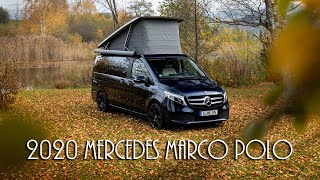 2020 Mercedes Marco Polo Motorhome Overview
