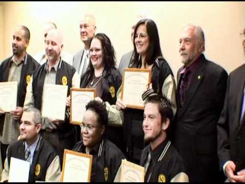 IUPAT Journey Worker Painters Honored by Job Corps