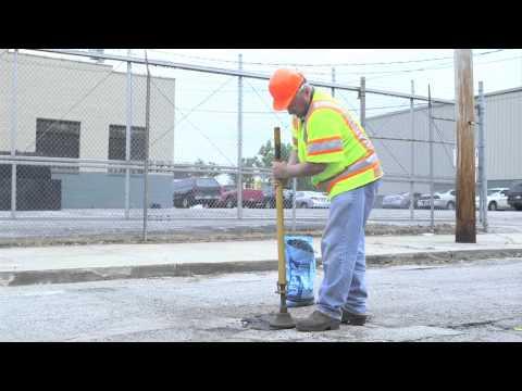 UPM Cold Mix Asphalt Repair Material