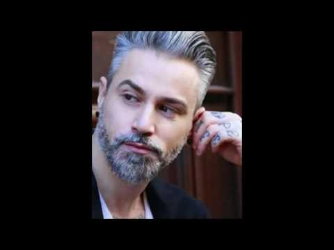Silver Fox Beards and Hairstyles For The Modern Man