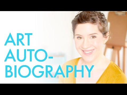 Art Autobiography: Portfolio Review