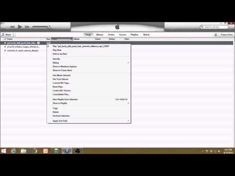 How to Create Custom Ringtones for iPhone using iTunes