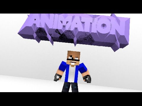 Vine Growing - A Minecraft Animation