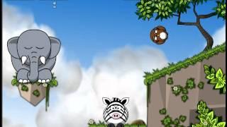 Snoring Elephant - Wake up Sleeping Elephant - baby games