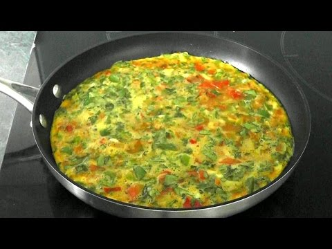 INDIAN MASALA OMELETTE how to make Eggs simple delicious recipe
