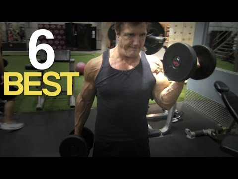 BEST Arm Workout - Exercises with Dumbbells for Biceps & Triceps