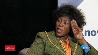 Dr Makhosi Khoza criticisesMbalulathreats