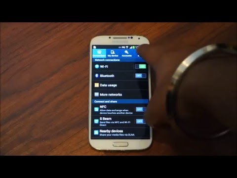 Root Samsung Galaxy S4 with Towelroot | No Computer